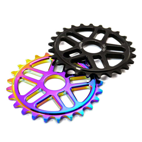 TLC 25T Racekor Sprocket - Black, Rainbow, Oilslick