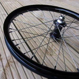 TLC BIKES Stainless Spokes, Alloy Nipples and Titanium Hub Bolts 1