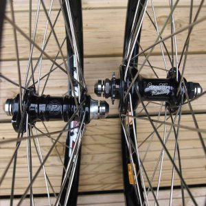 TLC BIKES BMX Wheelset Build 4