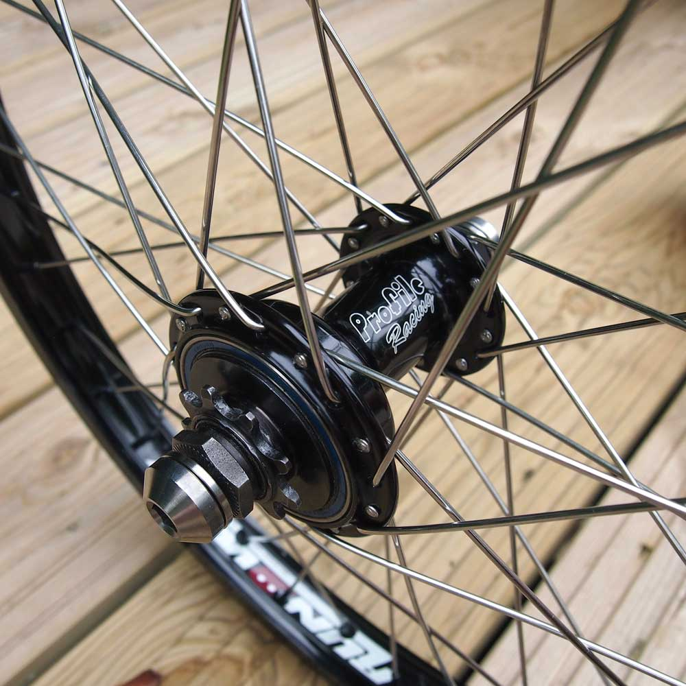 TLC BIKES BMX Wheel Set