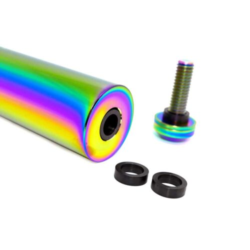 TLC BIKES 10mm-14mm Axle and Peg Adapter