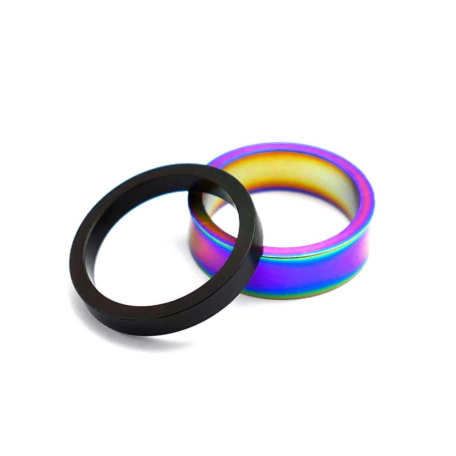 TLC BIKES Alloy BMX Headset Spacers