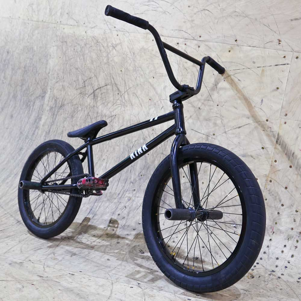 TLC BIKES Nathan More BMX Bike Check