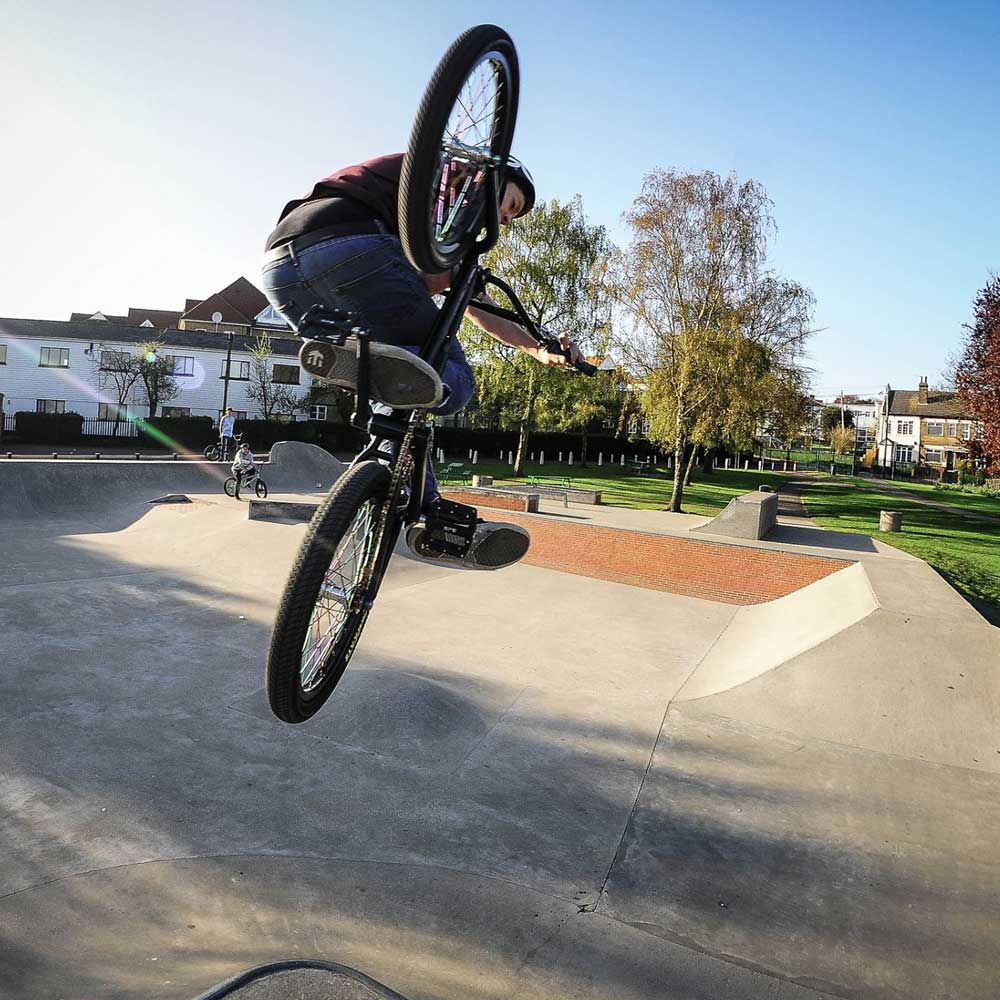 TLC BIKES Team Rider Harry White