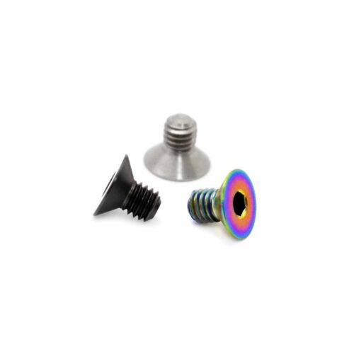 TLC BIKES Titanium Brake Lug Bolts