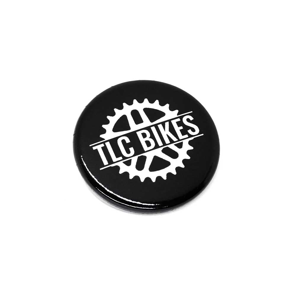 TLC BIKES Logo Badge